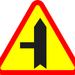 znak A6c
