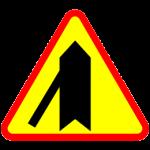 znak A6e
